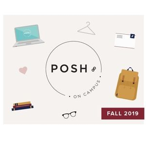 I'm a Posh on Campus Rep!